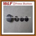 Magnético de alta qualidade botão snap, metal botão snap