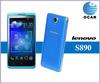 Alibaba Express Lenovo S890 MTK6577 Dual Core 1.2GHz 5.5 Inch Andriod 4.0 WCDMA2100 Unlocked Smartphone
