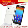 "5.5""lenovo k910 qualcomm msm8974 quad core 2.2GHz 2gb ram lenovo mobile phone"