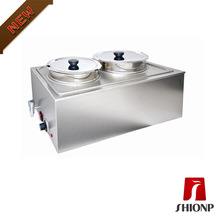 electric bain marie food warmer for hotel