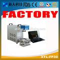 portátil do laser da fibra da marcação do metal da máquina