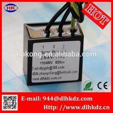 LED Street Light surge voltage ZMAV-1103 300-450Kg/H Plastic Hollow Sheet Line