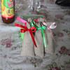 mini jute bags wholesale/make jute bags home/jute tote bag