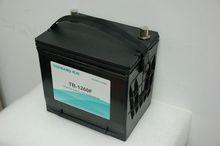Solar power PV system home energy storage LiFeO4 LFP battery 12V 60Ah