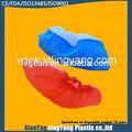 médico de alta calidad a prueba de agua desechables pp sobre los zapatos