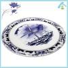 10inch Dutch dish melamine plate;winnower plate made in china