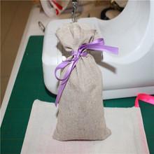 mini jute gift bags/jute messenger bag/jute bags bale