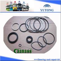 Yutong passener buses sale seal parts steering rack rubber repair kit