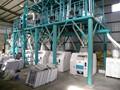 150 toneladas de harina de maíz fábrica de los fabricantes
