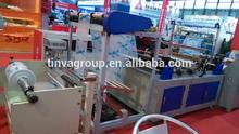 ChinaPlas 2014! RUIAN DFJ Plastic Bottom Sealing thick Bag Making Machine