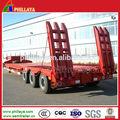 2014 nuevo precio de fábrica Camper remolques uso Lowbed de camiones de remolque para la venta