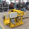 Hot selling QT40-3A small mobile concrete hollow block machine