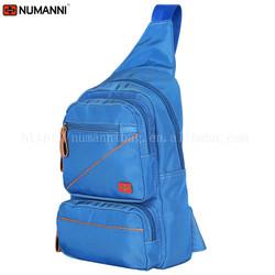 fashion NUMANNI brand crossbody nylon satchel