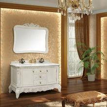 New model foshan romantic vintage bathroom cabinet HS-CE201