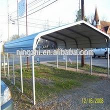 LARGE STEEL Double Portable Carport Shelter Kit 6x6M Yard Carport colourbond