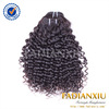 Can be dye and bleached 100% unprocessed human mongolian kinky curly hair