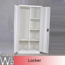 sale good home 2 door steel bedroom cupboard design