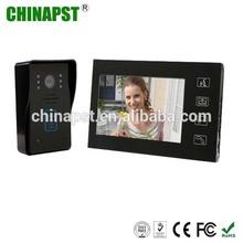 CE Certificate Waterproof Design 7'' TFT door video intercom PST-VD7WT2