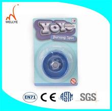 Hot sell magnetic yoyo toys yoyo lanyard make plastic yoyo For kids