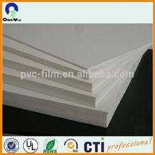 low price 1mm free foam sheet board PVC soft closed cell foam