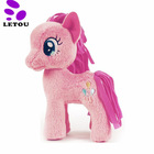 Custom Factory Price Top Quality Stuffed Soft Lovely Horse My Little Pony Plush Toy