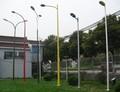 solar de iluminação pública pólo