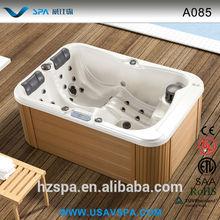 Hot Tub Portable Massage Outdoor Spa 2 Persons Mini Spa A085