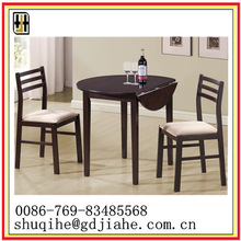 leisure Antique Furniture European Wooden Carved Dining Room Table