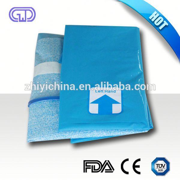 high quality under buttock/hip drape