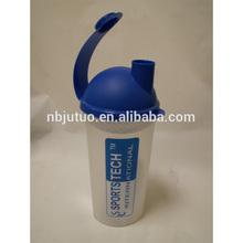 BPA free protein smart PP shake bottle