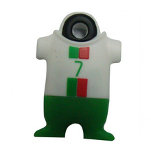hottest! 2014 world cup argentina soccer jersey daye usb flash drive with logo LFWC-08