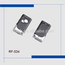 Long range wireless rf remote control transmitter