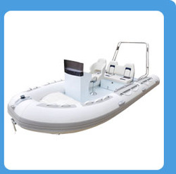 (CE approved)High speed Aluminum row boats for sale/rib inflatable boat/aluminum hull PVC or Hypalon rib boat