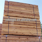 China fir, cedar wood lumber for pallet and fence panels