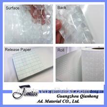 pvc 3d cold lamination film for photo decoration