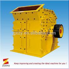 ZUOYU PFX series impact fine crusher stone crushing machine sand making high efficient 1515