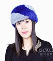 Cx-e-28d hiver, véritable fourrure de vison de la mode accessoires bandeaux