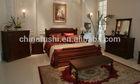 American style solid wood furniture bedroom
