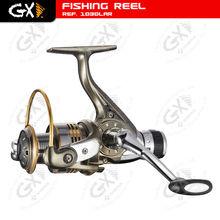Spinning fishing reel 1030LAR 4+1 BB & hose reel cart