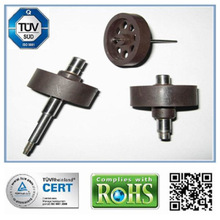 injection plastic ferrite magnet used as rotor of motor