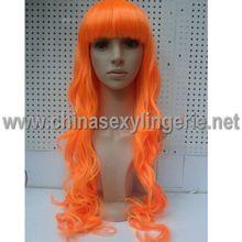 fancy model wig for club W17024