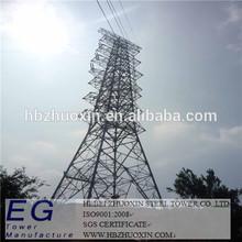 electric transmission line base station tower lattice