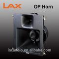 Lax op2112h/64 tiro largo cuerno/pa altavoz/altavoz de audio