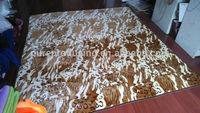 Polyester mink cashmere blanket