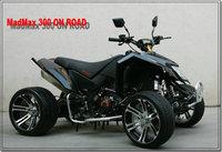 300cc street ATV Quad Bike with 4 wheelers