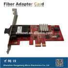 IEEE 802.3u 100Base-FX PCI standard coaxial fiber optic optical ethernet 10/100 mbps lan network card adapter