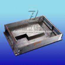 China OEM/ODM professional manufacturer sheet metal stamping bending fabrication
