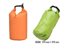 outdoor camping PVC dry bag with logo
