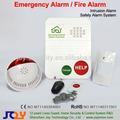 Burgular alarmas de alarma de seguridad, Alarma de incendio