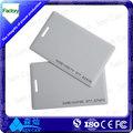 パーソナライズ最高品質pvcスマート非接触チップ付きidカード